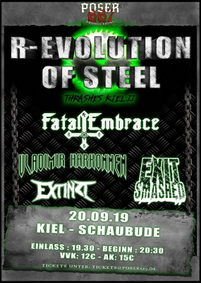 R-EVOLUTION OF STEEL